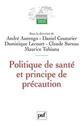 Politique de santé et principe de précaution