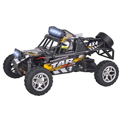 Wltoys A18428 Rc Auto Giocattoli 40Km / H 1:18 4D 2.4G Telecomando C Auto Aggiornato 540 Brush Motor Alta velocità 6,4 V 650Mah Li-Po Batteria