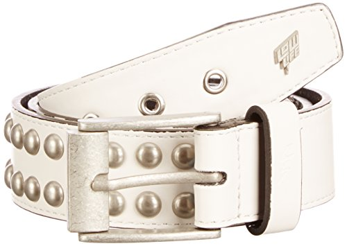 Lowlife of London Sphere - Ceinture - Mixte - Blanc - 52 (Taille fabricant:Large)