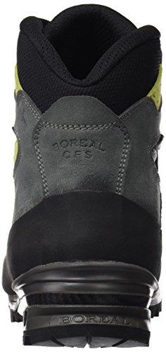 Boreale Karok-Scarpe sportive unisex adulto, colore: grigio