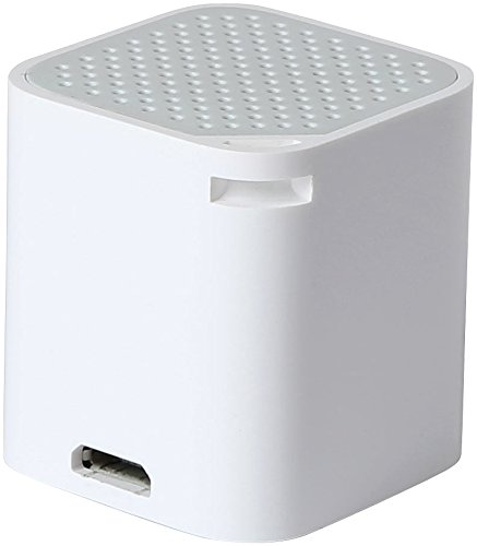 auvisio Drahtloser Lautsprecher: Mini-Lautsprecher und Kamera-Fernauslöser mit Bluetooth, 5 Watt (Mobiler Lautsprecher, Bluetooth) - Bluetooth-lautsprecher Fernauslöser