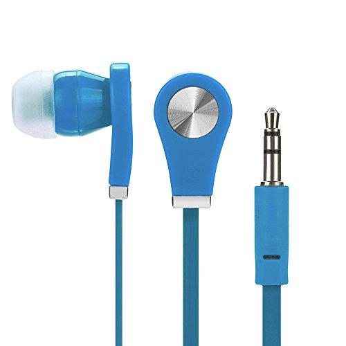 OSYARD Kopfhörer/Ohrhörer/Headphones/Earphones/Earbuds,Universal 3,5 mm In-Ear Stereo Ohrhörer Kopfhörer Joggen Laufen Sportkopfhörer für iPhone, Android Smartphones und MP3 Players usw