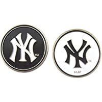 New York Yankees-Marque-balle Double face Golf uniquement
