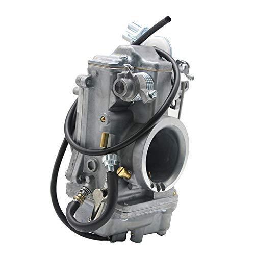 B Blesiya Carburadores de Alto Rendimiento 42mm Accesorios para Moto