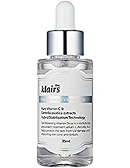 [KLAIRS] Serum Freshly Juiced, Freshly Juiced Vitamin Drop, Brightening, 5% Pure Vitamin