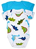 BabySafe Babywear Boys Fashion Bodysuit (Size 3-6 months) Baby clothes - Great Gift