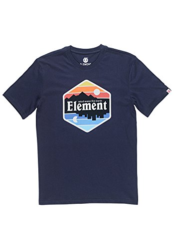 Element Herren Dusk Ss Shirt und Hemd eclipse-na