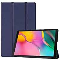 For Samsung Galaxy Tab A 10.1 inch (2019) Magnetic Case Smart Cover for Samsung Tab SM-T510 SM-T515 Wake-Sleep Funda Capa