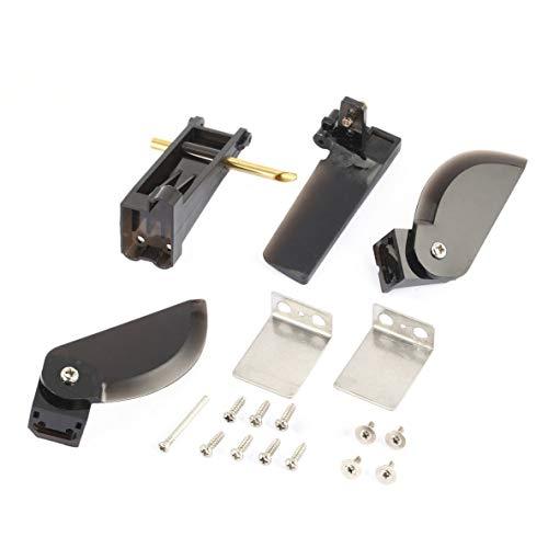 Noradtjcca Feilun FT011-4 Heckruder Teile Kit Fittings Heckruder Montage Fin Wasser Skalpell Wasserdruckplatte für FT011 RC Boot - Fin Montage