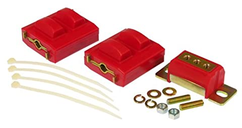 Prothane 7-1903 Red Motor and Transmission Mount Kit by Prothane