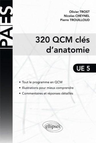 QCM d'anatomie par Olivier Trost