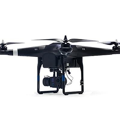 PowerLead Pqad A011 Quadcopter Smart Automatic aircraft Maximum support 60 GLINT LCD Remote Control Aircraft