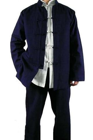 Chi-chi Costume - Lin Fin Tenue Noire Kung Fu Tai