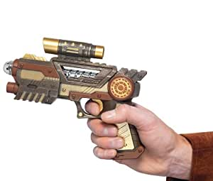 Smiffy's Steampunk Gun - Gold