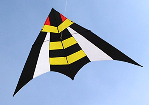 Preisvergleich Produktbild Saled by Factory Hongyun Easy-fly Bumblebee Kite with Flying Tools from Weifang City, Outdoor Flight sports Toys for Kids&Adults