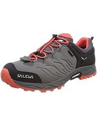 SALEWA Jr Mtn Trainer WP, Zapatillas de Senderismo Unisex Niños