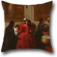 La pittura a olio Eduardo Cano de