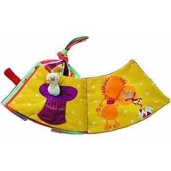 Lilliputiens - 86544 - Livre d'activités - Cirque