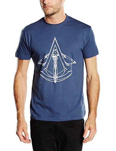 Assassins Creed Unity Armbrust-Wappen-Shirt Größe M (Elektronische Spiele)