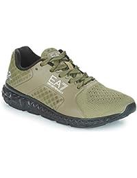 Amazon.fr   Emporio Armani - Baskets Mode   Chaussures et Sacs 8bb5e85ae638