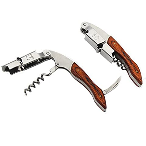 Tenyear Multifunctional Tool Foldable Bottle Opener Stainless Steel Wine Opener