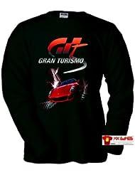 Camiseta Gran Turismo (Ferrari) (Talla: Talla M Unisex Ancho/Largo [53cm/72cm] Aprox])