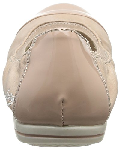 Dockers by Gerli 34FU214-673530, Chaussures de sports extérieurs femme Beige (Beige 530)