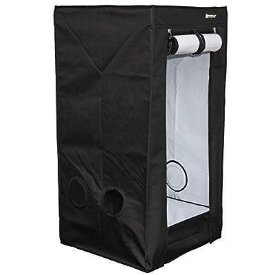 HomeBox Evolution Q60 Grow Tent - 60cm x 60cm x 120cm