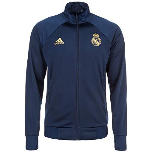adidas Performance Real Madrid Icons Trainingsjacke Herren dunkelblau/Gold, M