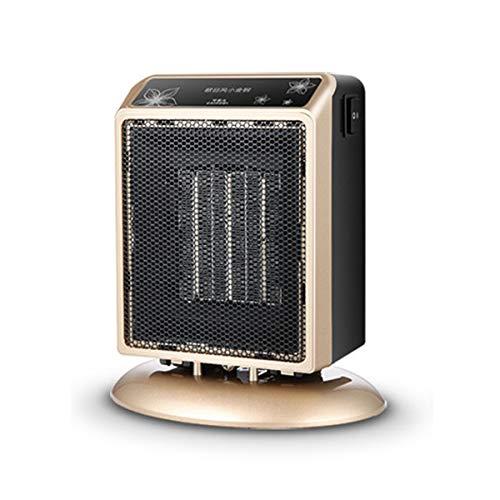 ChaRLes 110V 500W Hogar Calentador Ventilador Ajustable
