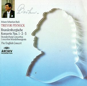 Bach:Brandenburg Ctos. 1/3/5