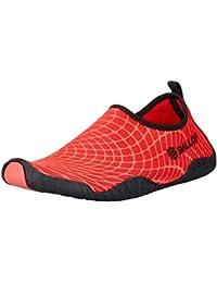 Aqua Speed Aqua velocidad aquashoes agua 5b zapatos/zapatos/zapatillas de surf (negro/gris/rojo, 38)
