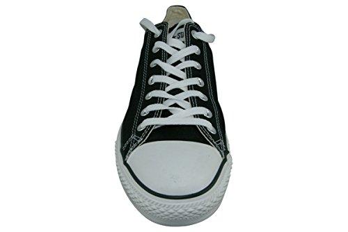 Converse Ctas Core Ox, Baskets mode mixte adulte Noir - Noir