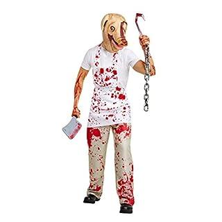 LF Products Pte. Ltd dba Palamon International Adult American Horror Story Piggy Man Fancy dress costume X-Large