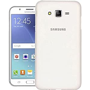 mSutra Mobile back cover for Samsung Galaxy J5 (Transparent)