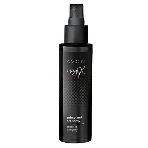 Spray fixateur de maquillage AVON Magix 'Prime and Set Spray' - fini invisible