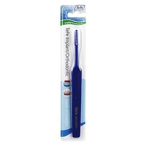 TePe Implantat- und kiefergerechte Zahnbürste, 1er Pack (1 x 1 Stück)