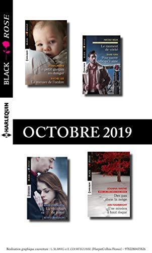 11 romans Black Rose (n°555 à 558 - Octobre 2019) (French Edition)