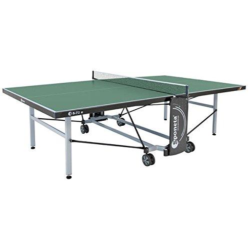 Sponeta Tischtennis S 5-72 E, Grün, 213.5110/L - Aufgeteilt Platten Für Kinder