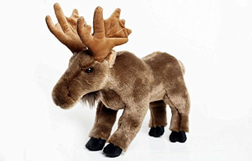 Plush Moose by Cabin Critters