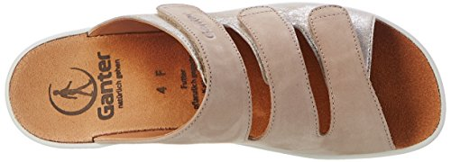 Ganter Florence-f, Mules Femme Taupe