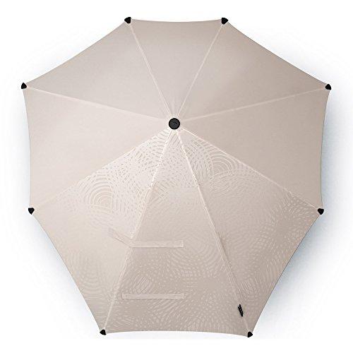 Le Monde du Parapluie Paragua clásico, blanco (Blanco) - SENZORIGINALCREAM