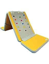 Air Force respectueux de l'environnement pour enfant tractable Play Air Tapis/couleur jaune, petite et grande
