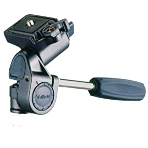 Velbon PHD-31Q Kugelkopf inkl. Schnellwechselplatte QB-3