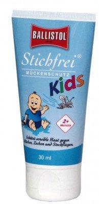 Mückenschutz Ballistol Stichfrei Kids (Kids Mückenschutz-lotion)