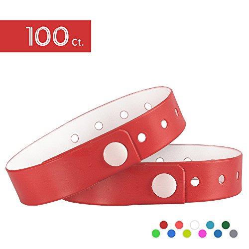 OUCHAN 100pcs l-sharped clubking Ltd-Pulseras