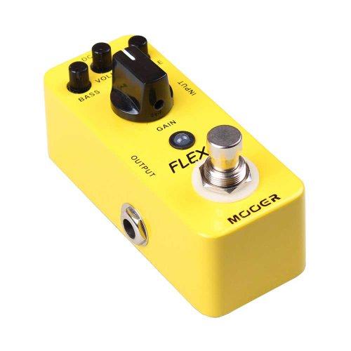 Mooer Flex Boost–Boost Pedal para guitarra eléctrica