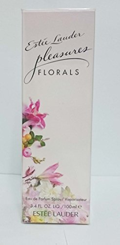Estee Lauder Pleasures Florals Eau de Parfum 100ml per donne di piaceri Florals