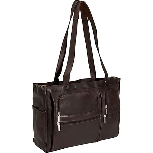 david-king-co-multi-pocket-briefcase-plus-de-femmes-cafe-taille