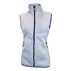 41ZRHLPd2GL. SS300  - Couples Vest Fleece Jacket, women's, Gilet in pile